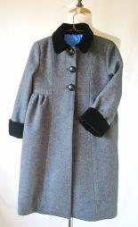 Child's wool coat - Simplicity 2534